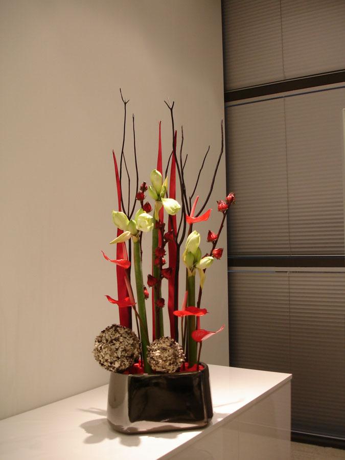 Czerwono-zielony stroik