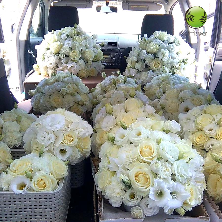 bialy4 - dekoracje kwiatowe na slub, kwiaty warszawa kwiaty do slubu warszawa (15)