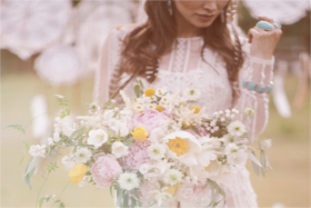 Kwiaty do ślubu w Warszawie